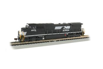 N C40-8W Diesel NS #8379/DCC Sound