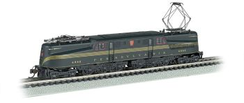 PRR GG-1 #4842  Brunswck Green 5 Stripe DCC Ready (N Scale)
