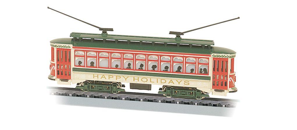 Christmas - Brill Trolley