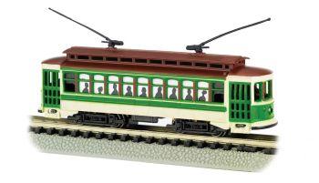 Green - Brill Trolley