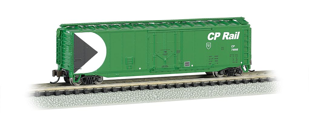 CP Rail - 50' Plug-Door Box Car