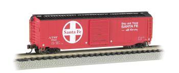 Santa Fe - 50' Sliding Door Box Car