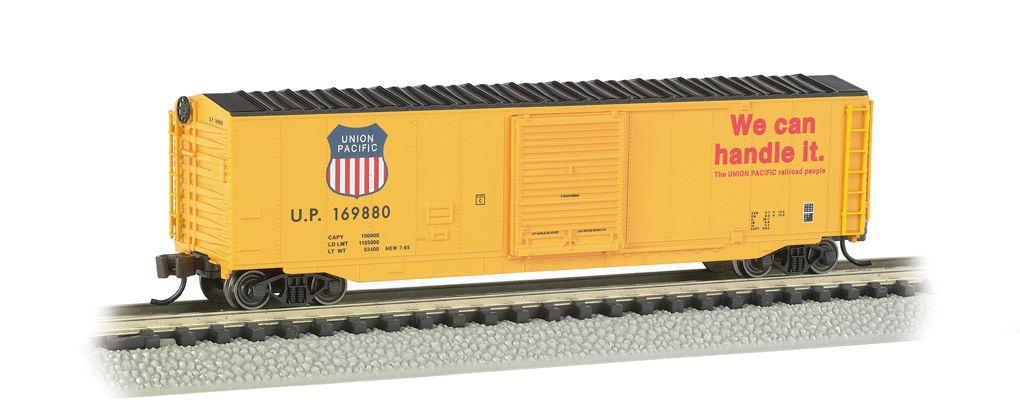 Union Pacific® - 50' Sliding Door Box Car