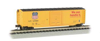 Union Pacific - 50' Sliding Door Box Car