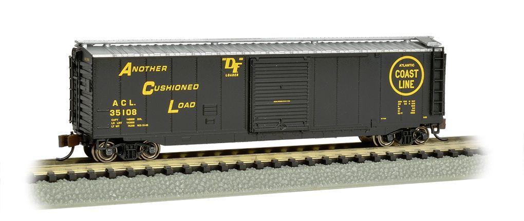 Atlantic Coast Line® - 50' Sliding Door Box Car