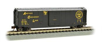 Atlantic Coast Line - 50' Sliding Door Box Car