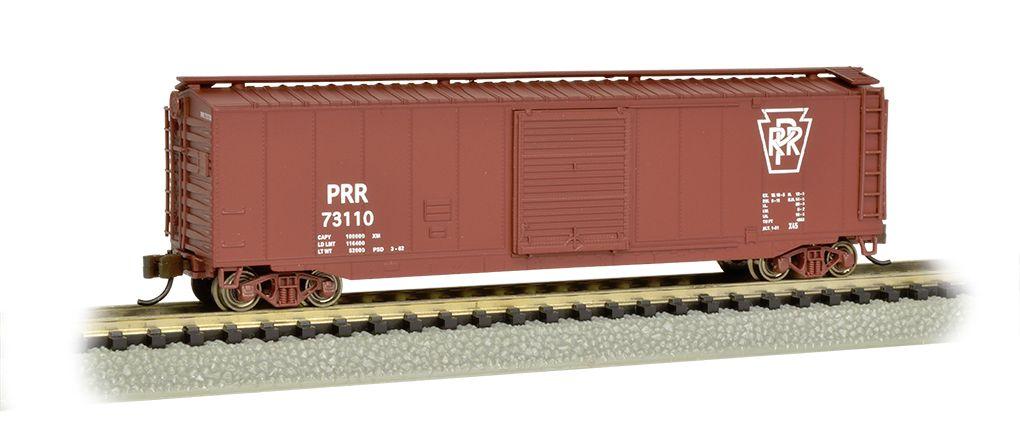 Pennsylvania - 50' Sliding Door Box Car