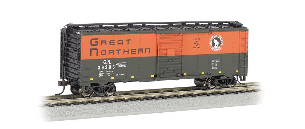 Great Northern - AAR 40' Steel Box Car