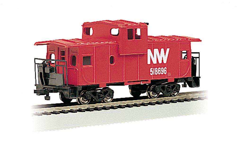 Norfolk & Western - 36' Wide-Vision Caboose