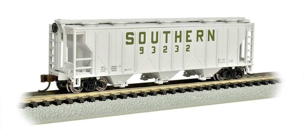 Southern - PS-2 Three-Bay Covered Hopper