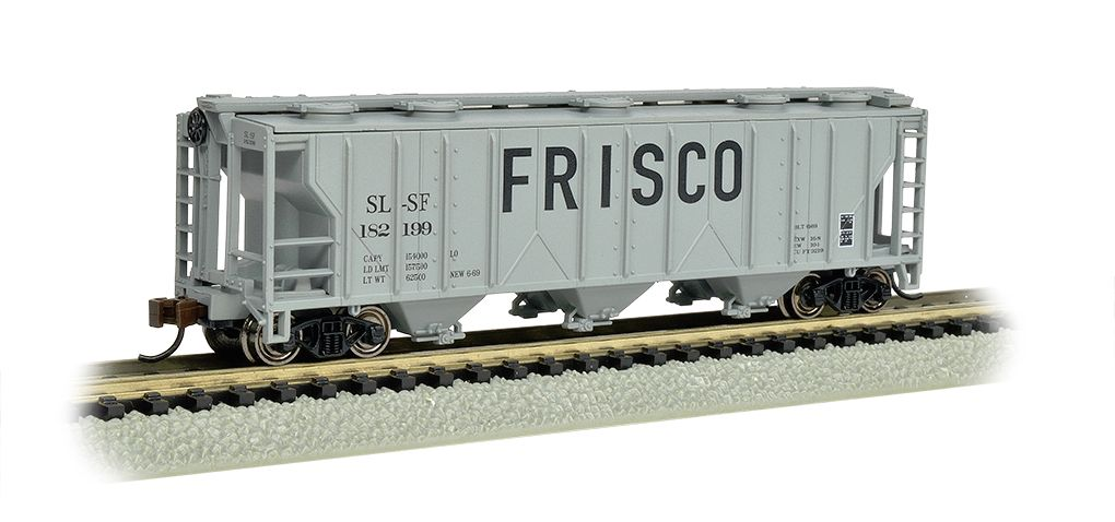 Frisco - PS-2 Three-Bay Covered Hopper
