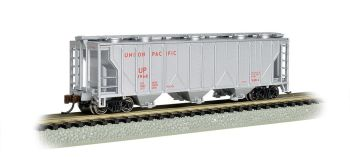 Union Pacific - PS-2 Three-Bay Covered Hopper