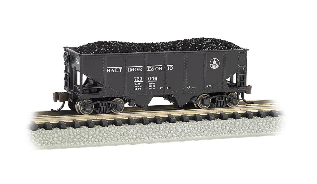 Baltimore & Ohio® #723046 - USRA 55 Ton 2-Bay Hopper