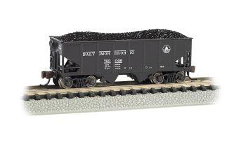 Baltimore & Ohio #723046 - USRA 55 Ton 2-Bay Hopper