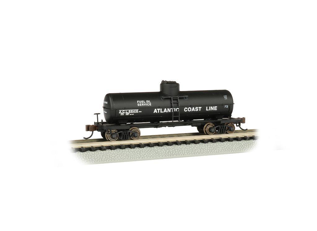 Atlantic Coast Line® - ACF 36.5' 10K Gal 1-Dome Tank Car