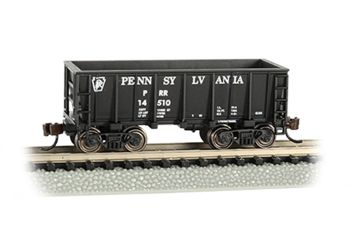 Pennsylvania - Black Ore Car (N Scale)