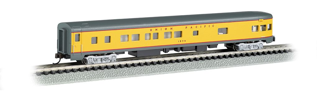 Union Pacific® - 85ft Smooth-Sided Observation