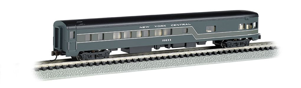 New York Central - 85ft Smooth-Sided Observation