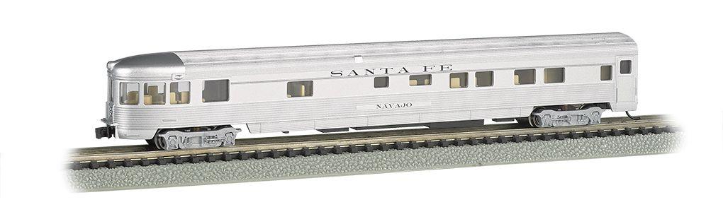 Santa Fe - 85 FT Observation w/ lighted interior