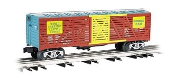 Ringling Bros. And Barnum & Bailey™ 40' Horse Stock Car