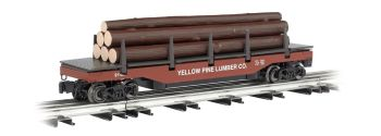 Yellow Pine Lumber Company - Operating Log Dump Car