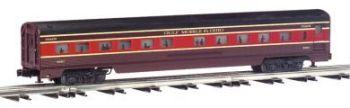 GM & O 72' Streamliners 2pk