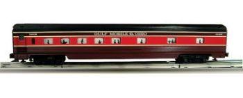 GM & O 72' Streamliners 4pk
