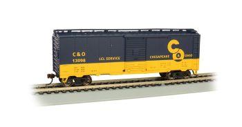 C&O #13098 40' Box Car
