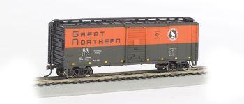 Great Northern #2357 40' Box Car