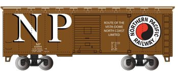 Northern Pacific #43099 40' Box Car
