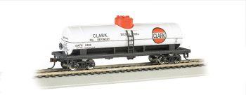 Clark #9485 - 40' Single-Dome Tank Car