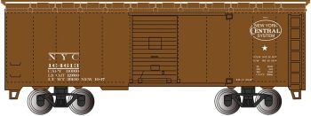 New York Central - Steam Era 40' Box Car