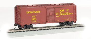 Union Pacific #125797 - Steam Era 40' Box Car