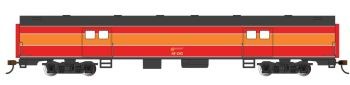 Southern Pacific Daylight #295 - 72 Ft Smooth-Side Baggage Car