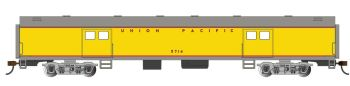 Union Pacific #5714 - 72 Ft Smooth-Side Baggage Car