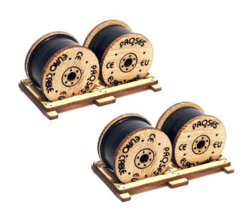 Cable Drums - Kit (2 per Pack)
