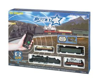 Blue Star Steam Freight  - E-Z App Set