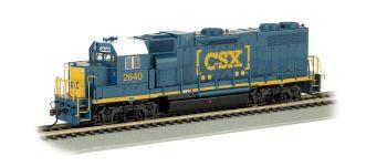 CSX #2640 (HTM) - GP38-2