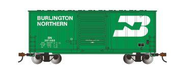 Burlington Northern - Hi-Cube Box Car