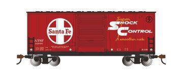 ATSF (Santa Fe) - Hi-Cube Box Car