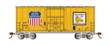 Union Pacific - Hi-Cube Box Car