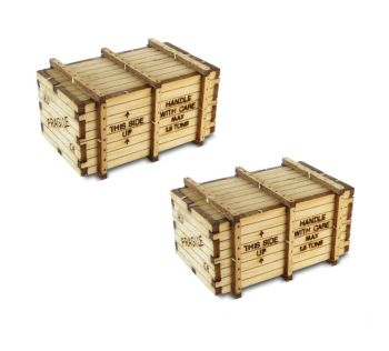 Machinery Crates - Kit (2 per Pack)