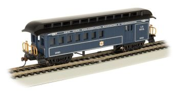 B&O - Royal Blue Old-Time Combine