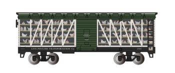 Live Poultry Transportation Co. #251 - Poultry Transport Car