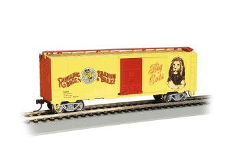 Ringling Bros. & Barnum & Bailey - Lion Box Car