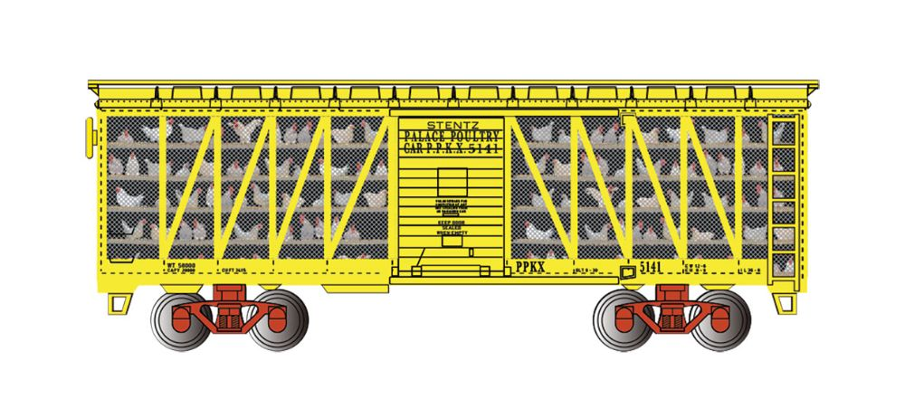 Poultry Cars
