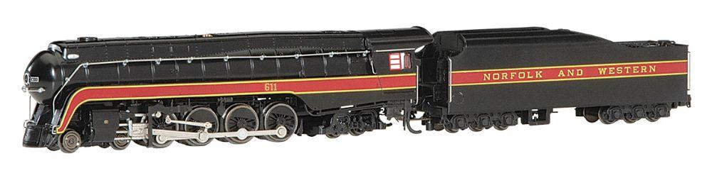 J-Class 4-8-4