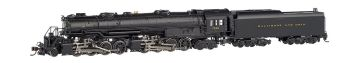 B&O #7628 - Later Small Dome - EM-1 2-8-8-4 DCC Sound Value