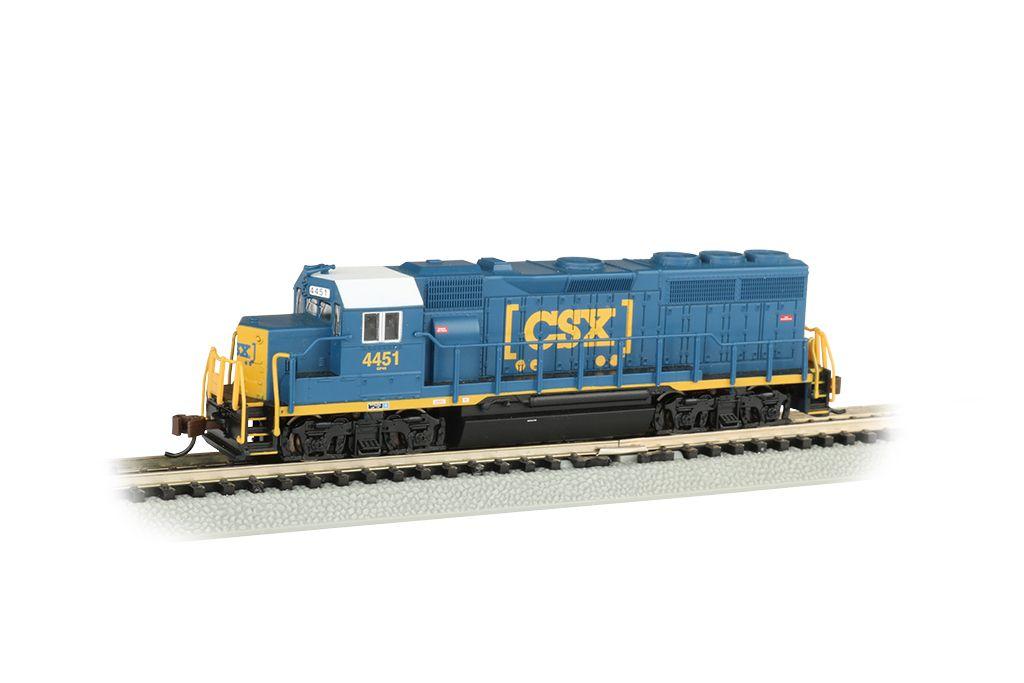CSX® #4451 (HTM™) - GP40