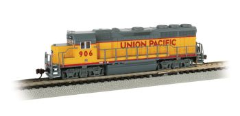 Union Pacific #906 - GP40 - DCC Economy Sound Value